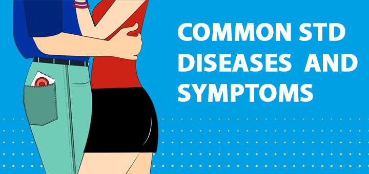 Common-STD-Diseases--And-Symptoms